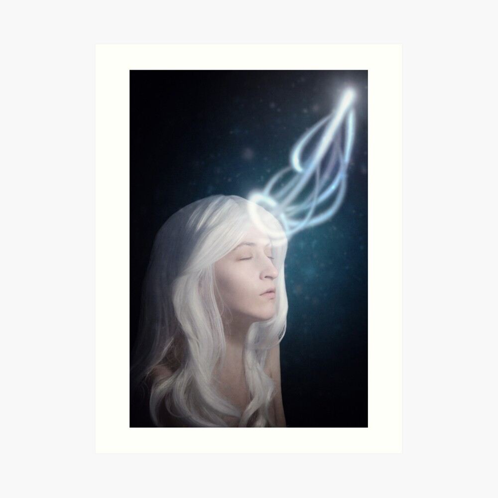 The Importance of Mortality Art Print