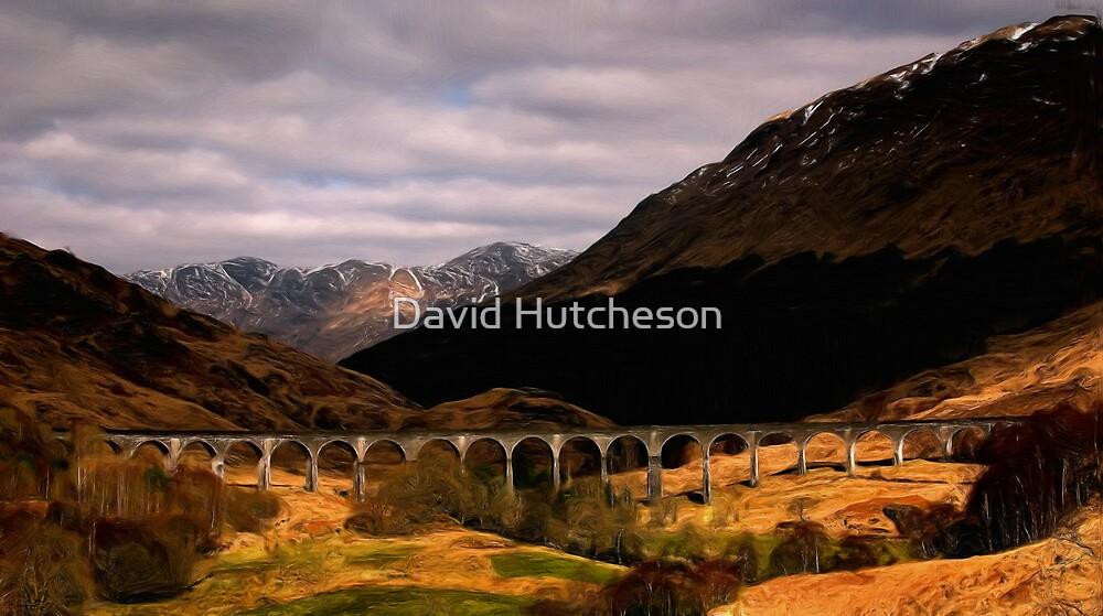 Glenfinnan Viaduct * by David Hutcheson