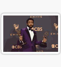 Donald Glover Emmys Sticker