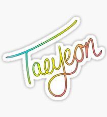 taeyeon kpop girl's generation snsd Sticker