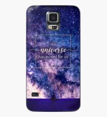 Jimin Serendipity Universe v.2 (mit Text) Hülle & Klebefolie für Samsung Galaxy