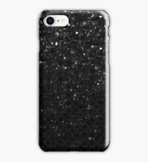 Black Crystal Bling Strass G283 iPhone Case/Skin