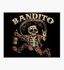 Bandito Photographic Print