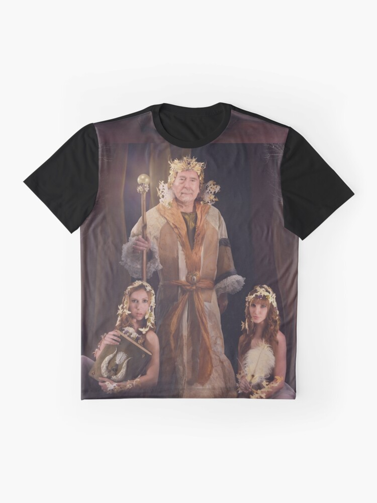 Alternate view of Beloved of the Crown Graphic T-Shirt