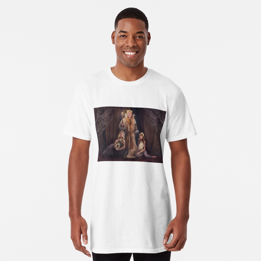 Beloved of the Crown Long T-Shirt