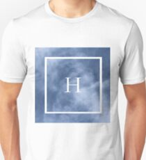 H in the clouds Unisex T-Shirt