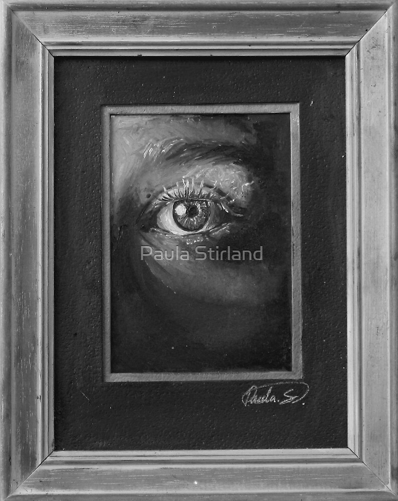 Inside Looking Out by Paula Stirland