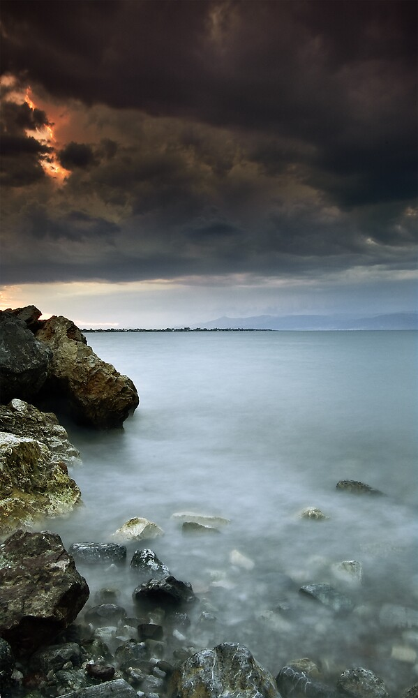 Elegy by Kostas Petrakis