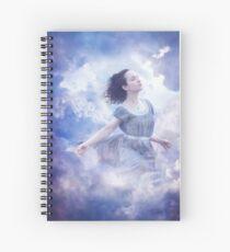 Wind Washing Clean Spiral Notebook