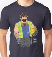 ADAM LIKES WORK Unisex T-Shirt