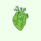 Veggie heart by theseakiwi