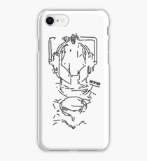 Dr. Who - Cyber Men (6879760) iPhone Case/Skin
