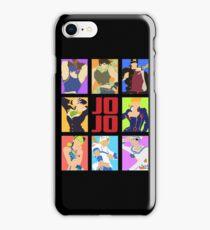 JoJo's Bizarre Adventure - Heroes iPhone Case/Skin
