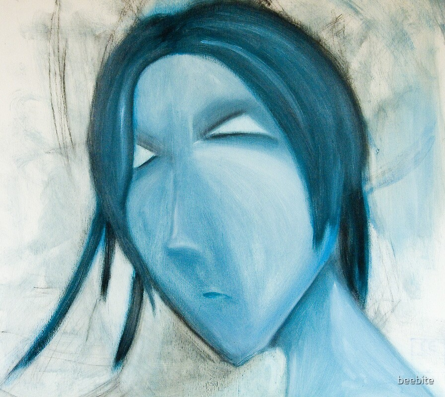 portrait by beebite