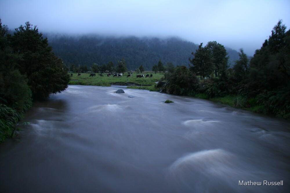 Dark River by Mathew Russell