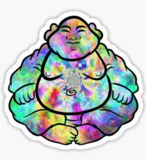 Buddha Trippy Sticker