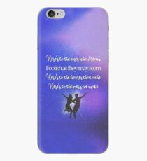 The fools who dream iPhone Case
