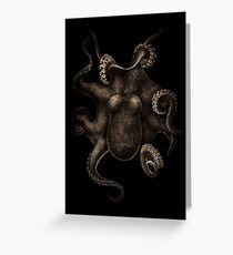 Cthulhu's Horror Greeting Card