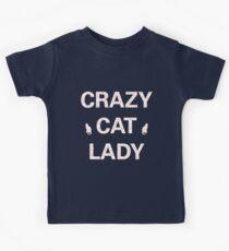Crazy Cat Lady Kids Clothes