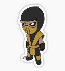 Scorpion Sticker