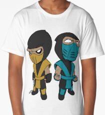 Scorpion & Sub-Zero Long T-Shirt