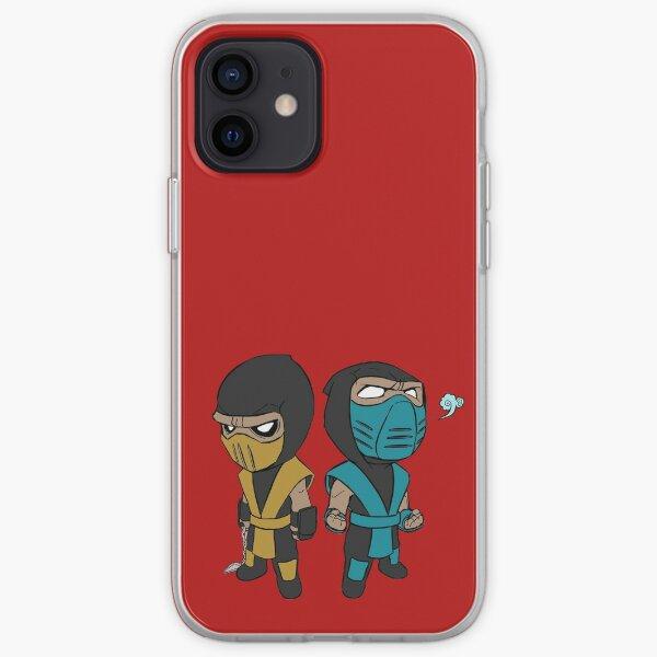 Scorpion & Sub-Zero iPhone Soft Case
