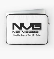 Nervegear Promotional Merch Laptop Sleeve