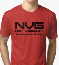 Nervegear Promotional Merch Tri-blend T-Shirt
