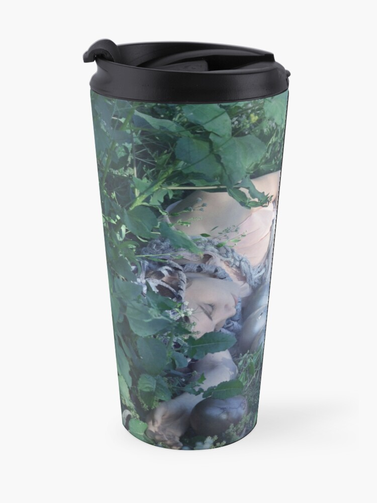 Alternate view of Her Last Act Of Devotion Travel Mug