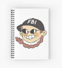 Ash - The Speed Demon Spiral Notebook
