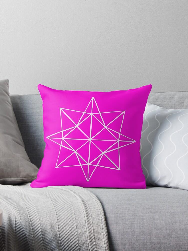 Papercut star by Jodie McCrystal