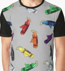Holy Crayons Graphic T-Shirt