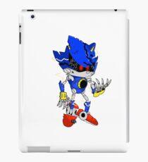 Metal Sonic iPad Case/Skin