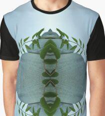 Backyard Baroque Graphic T-Shirt