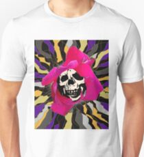Seeing into the Soul, Skull art T-Shirt