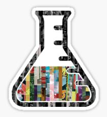 Erlenmeyer Flask Sticker