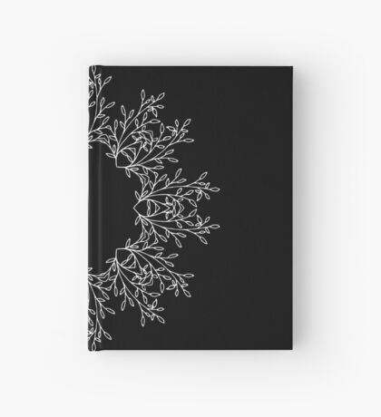 Delicate Vines Hardcover Journal