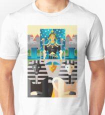 the chariot tarot card T-Shirt