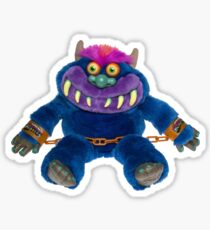 My Pet Monster Sticker