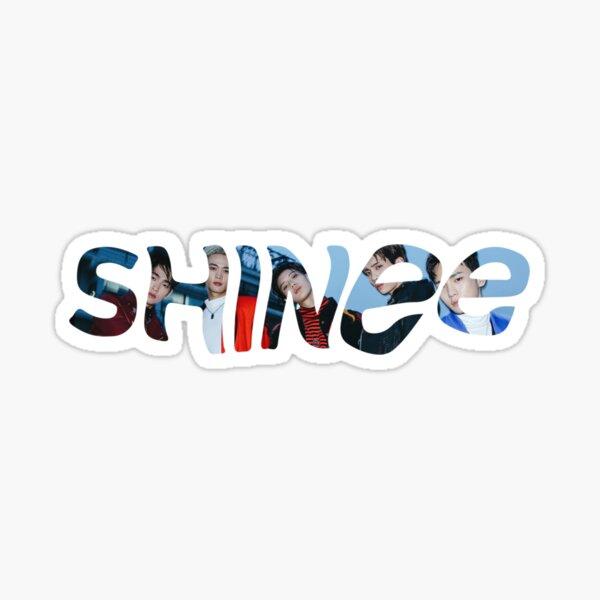 SHINee - 1of1 Logo Sticker