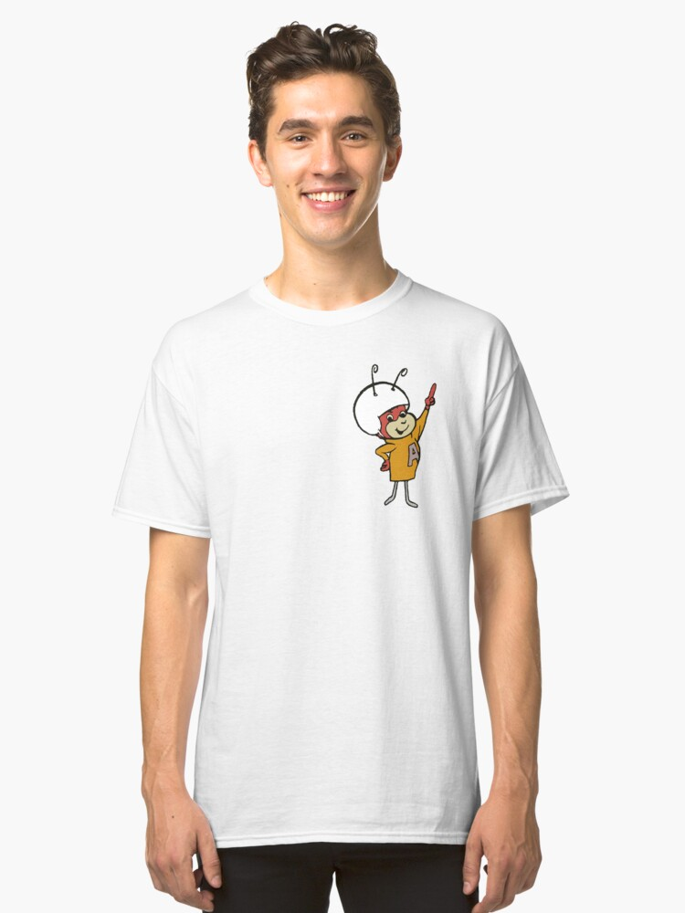 Atom Ant Classic T-Shirt Front