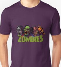 Zombies logo T-Shirt