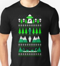 Paranormal Christmas T-Shirt