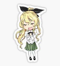Chibi Lilly Sticker
