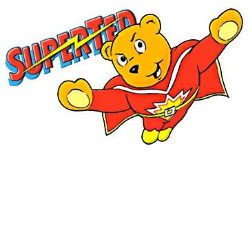 SuperTed! by Porcsy