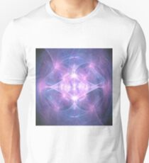 Diamond Of Light ~ Fractal Art T-Shirt