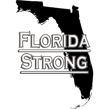 Florida Strong by conchcreations
