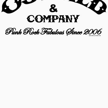 Oswald CBGB Black by oswaldclothing