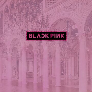 Black Pink - Logo Aesthetic by bballcourt