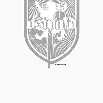 Oswald Shield by oswaldclothing
